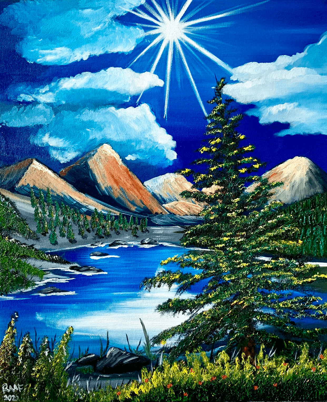 Canada_painting-by-raafpaintings