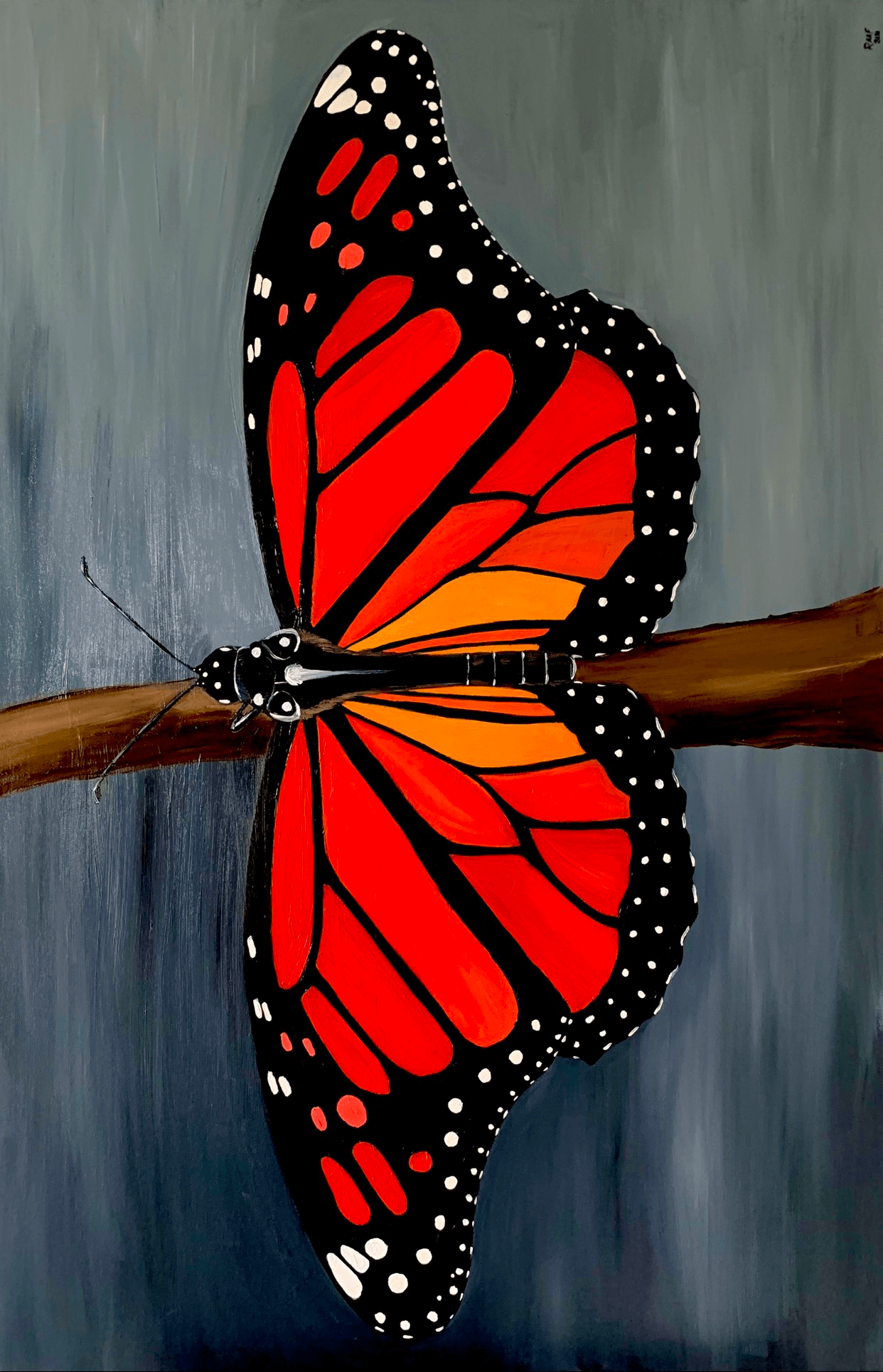 Painting_with_butterfly-by-raafpaintings