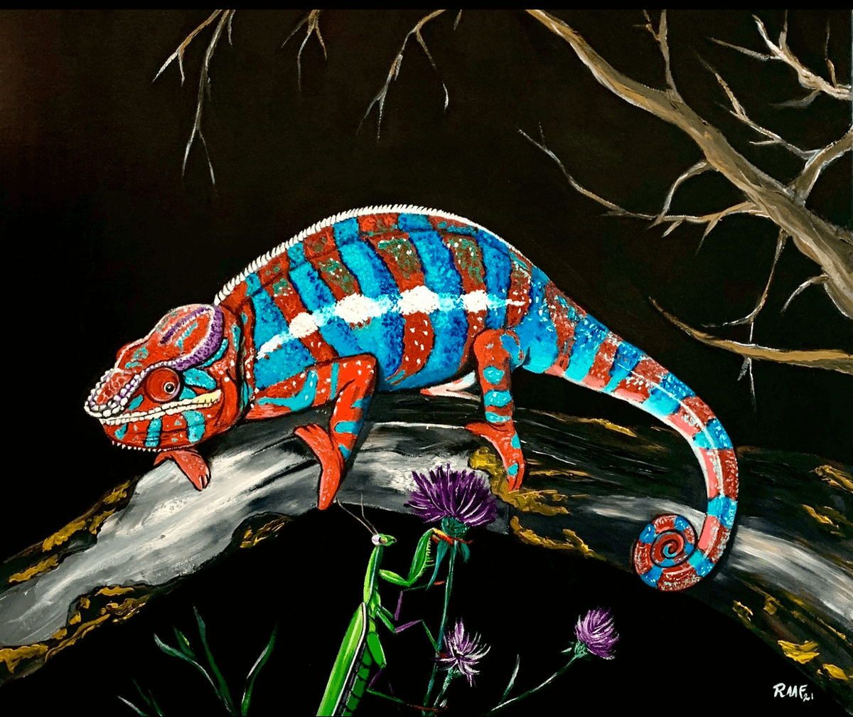 The-Chameleon_by-raafpaintings (1)