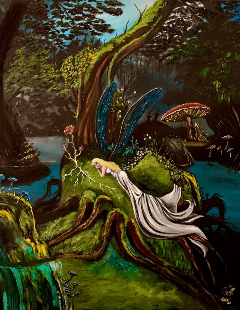Enchanted_forest_by_raafpaintings