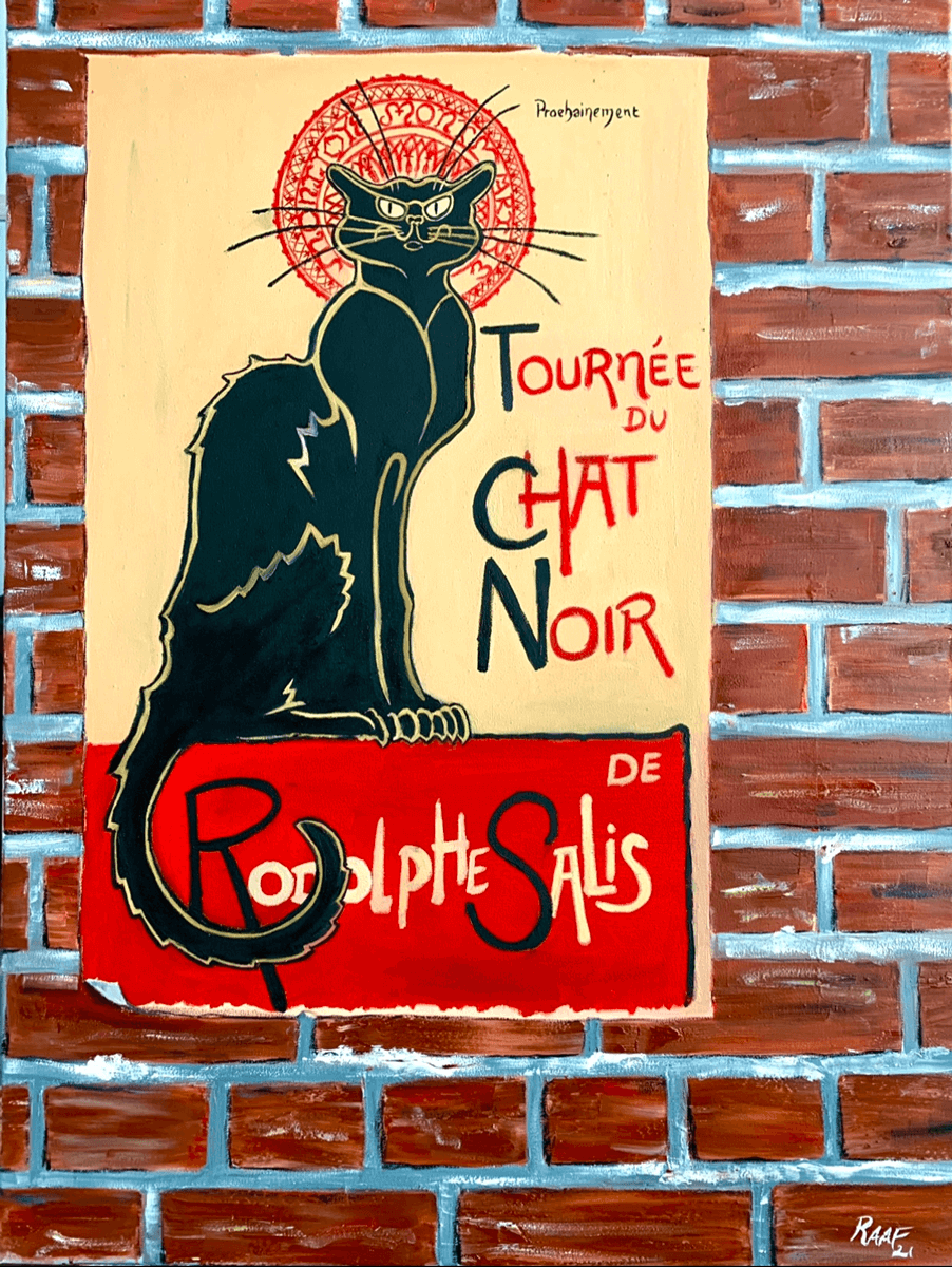 Le_chat_noir_poster_by_raaf_paintings