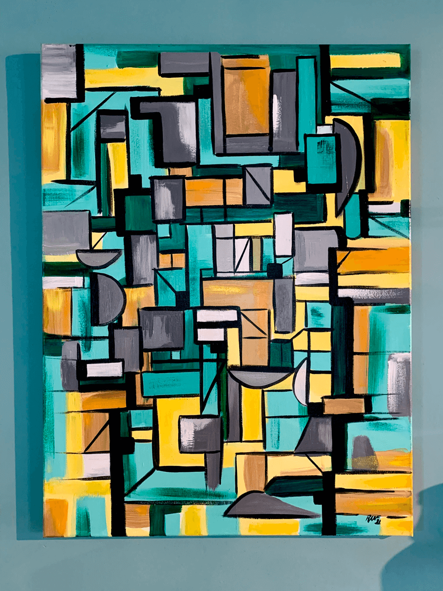 Nr.5-abstract-oilpainting